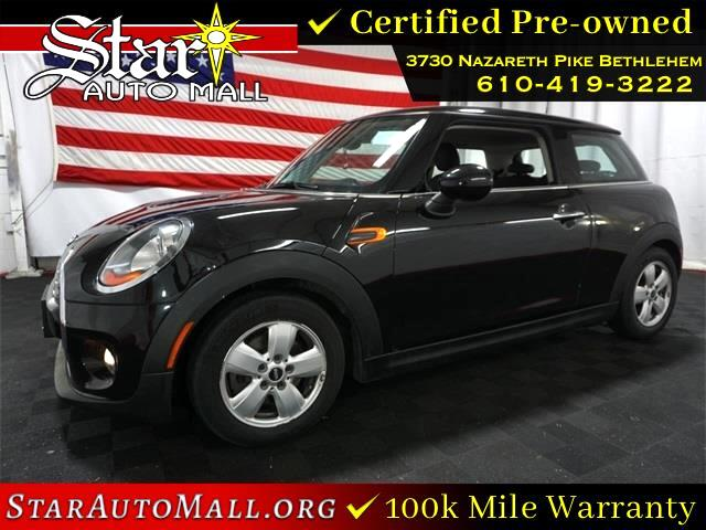 Used Mini Hardtop 2 Door Bethlehem Pa