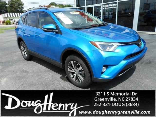Nice Used 2018 Toyota RAV4 For Sale In Greenville, NC 27834 Doug Henry Of  Greenville
