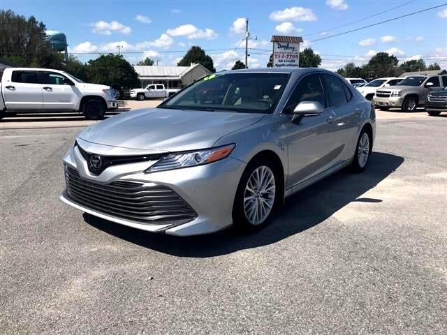 Used 2018 Toyota Camry For Sale In Greenville, NC 27834 Doug Henry Of  Greenville