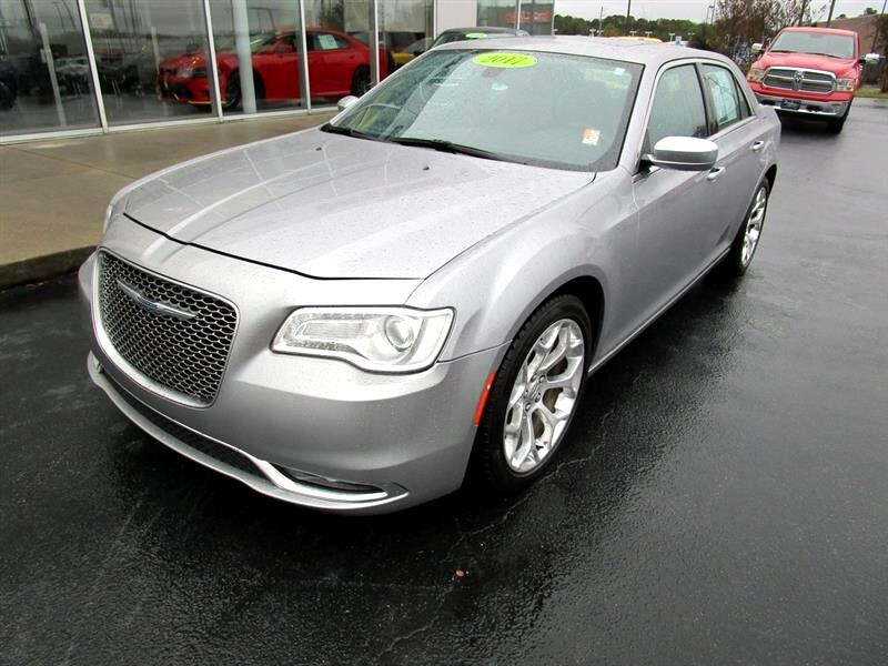 2017 Chrysler 300 Platinum