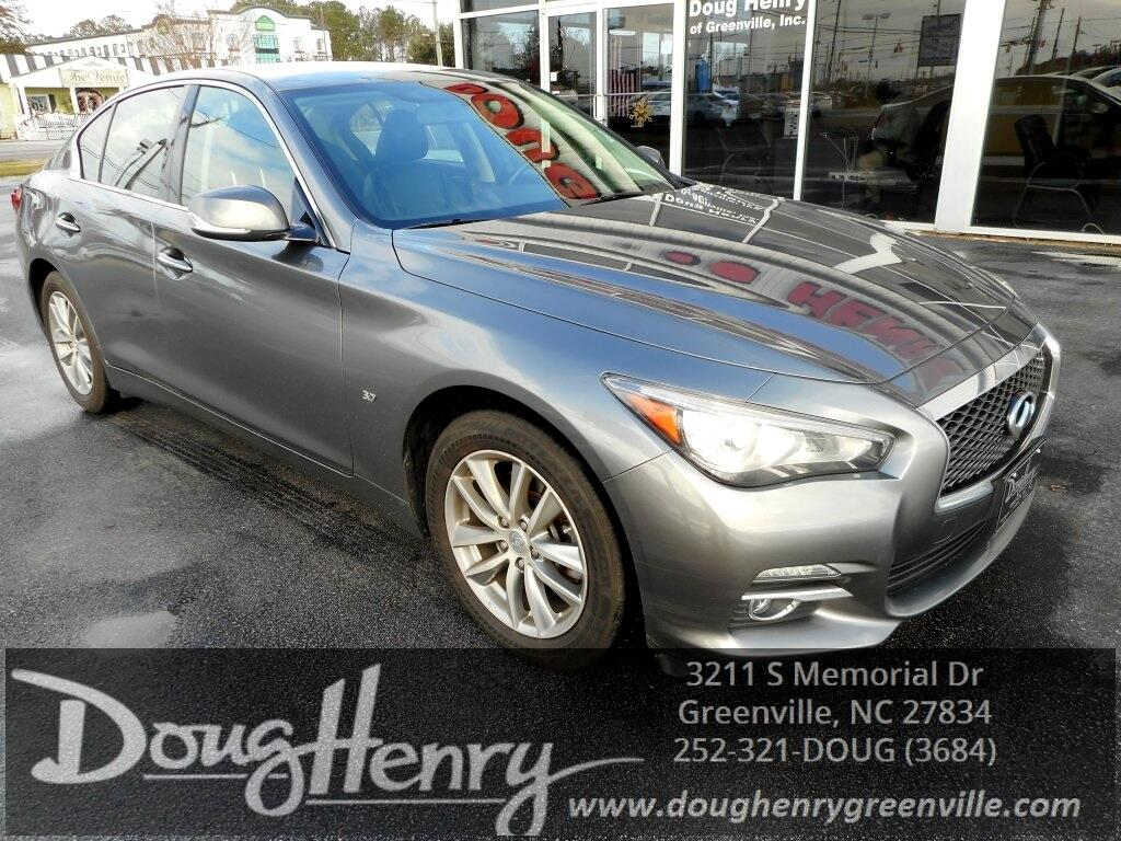Used 2015 Infiniti Q50 For Sale In Greenville Nc 27834 Doug Henry