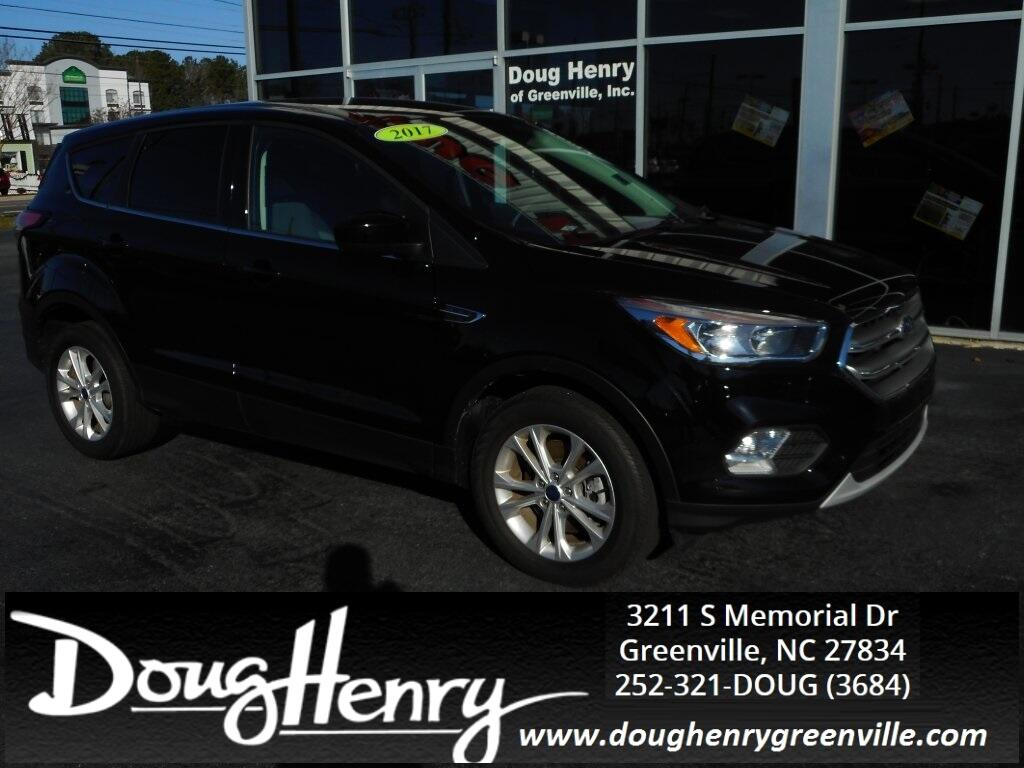 Doug Henry Greenville Nc >> Used 2017 Ford Escape For Sale In Greenville Nc 27834 Doug Henry Of