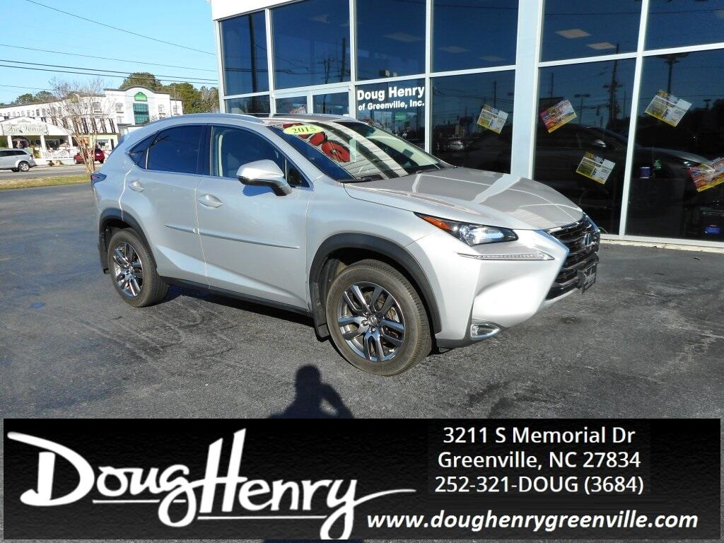 Doug Henry Greenville Nc >> Used 2015 Lexus Nx 200t For Sale In Greenville Nc 27834 Doug Henry