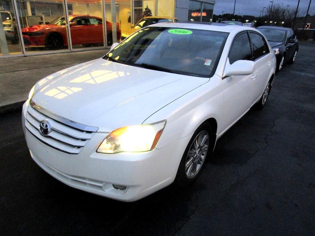 2006 Toyota Avalon Limited