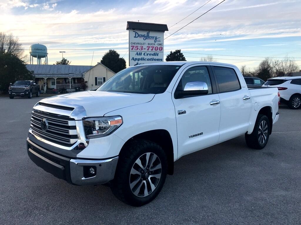 Used 2018 Toyota Tundra For Sale In Greenville Nc 27834 Doug Henry