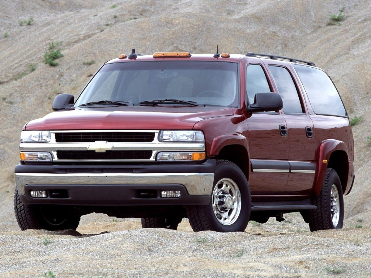 2003 Chevrolet Suburban LT