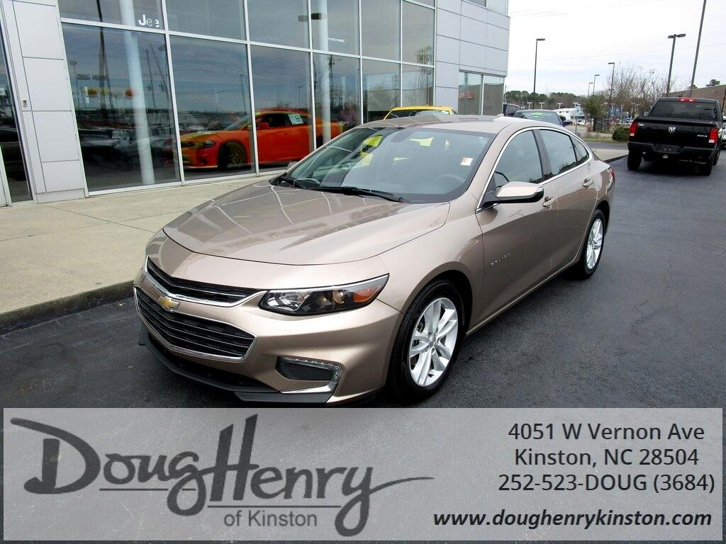 Used 2018 Chevrolet Malibu LT for Sale in Greenville NC ...