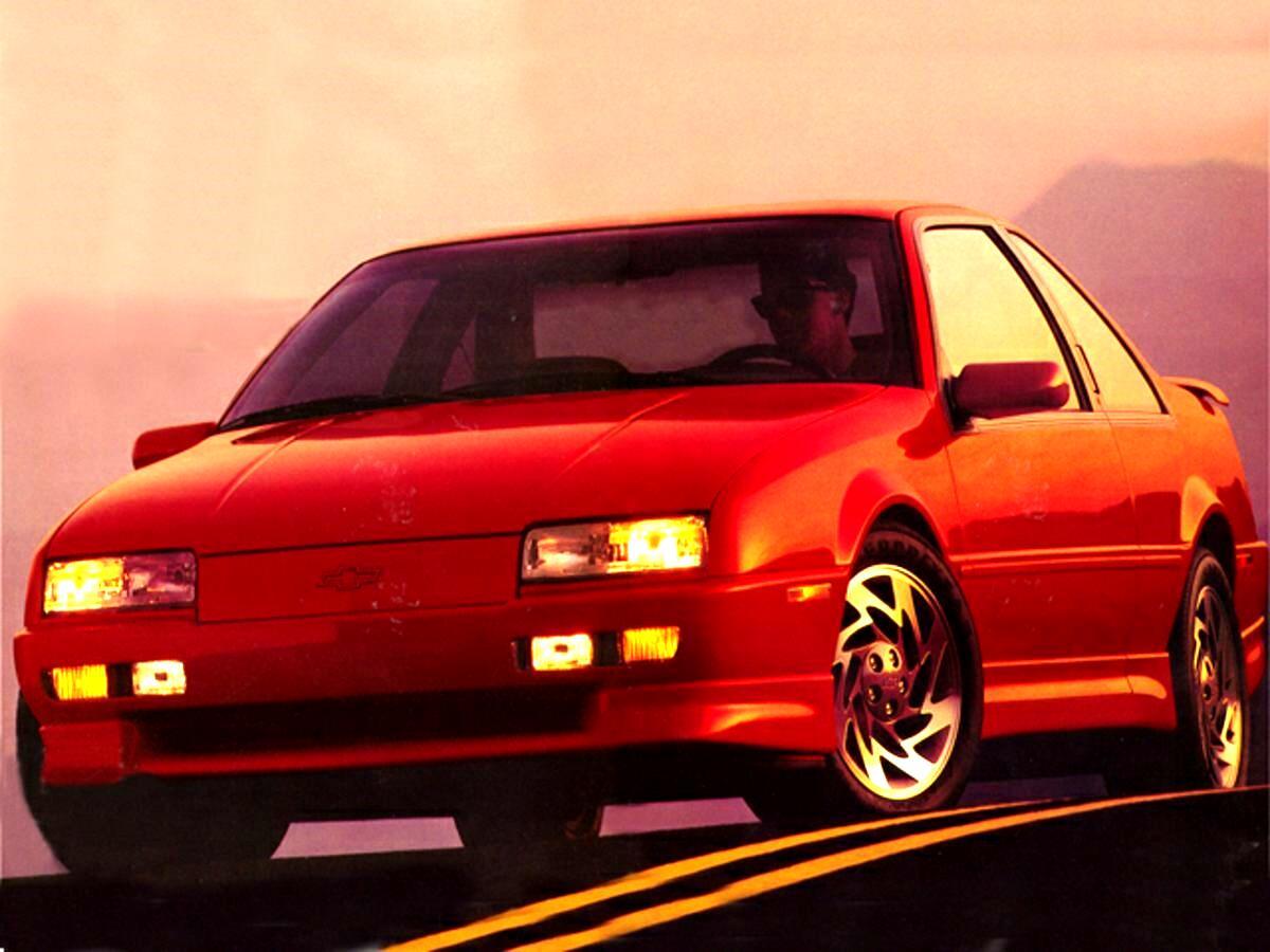 1994 Chevrolet Beretta Base