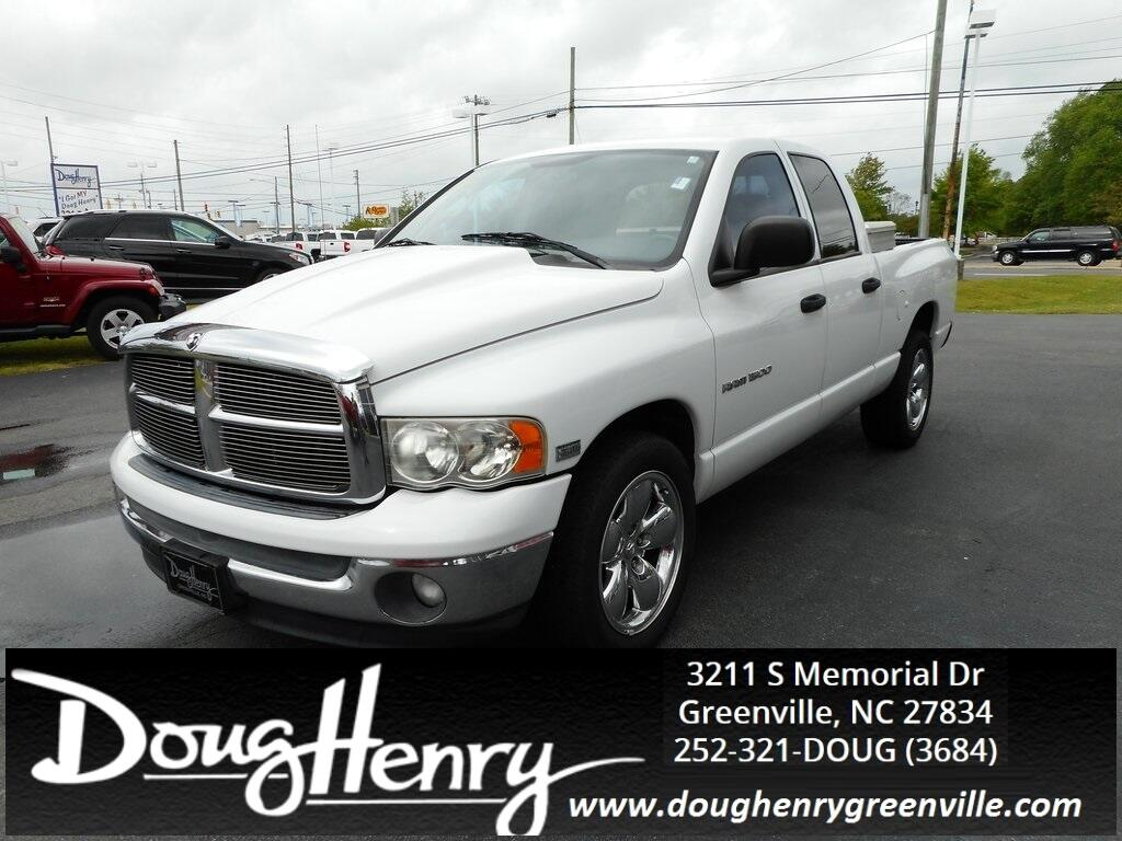 Used 2003 Dodge Ram 1500 for Sale in Greenville, NC 27834