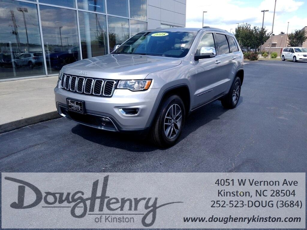 Doug Henry Greenville Nc >> Used 2018 Jeep Grand Cherokee For Sale In Greenville Nc 27834 Doug