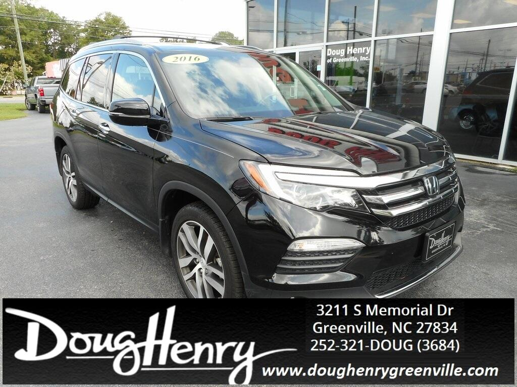 Doug Henry Greenville Nc >> Used 2016 Honda Pilot For Sale In Greenville Nc 27834 Doug Henry Of
