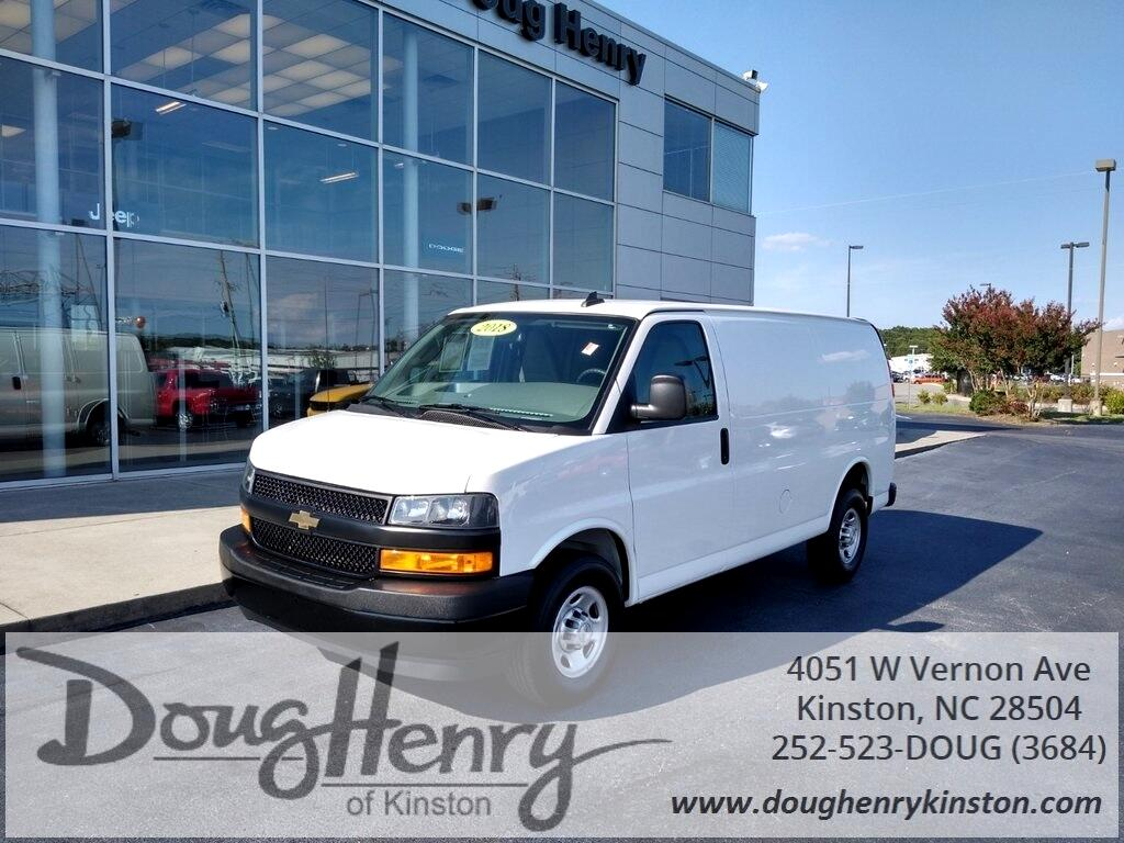 2018 Chevrolet Express Work Van