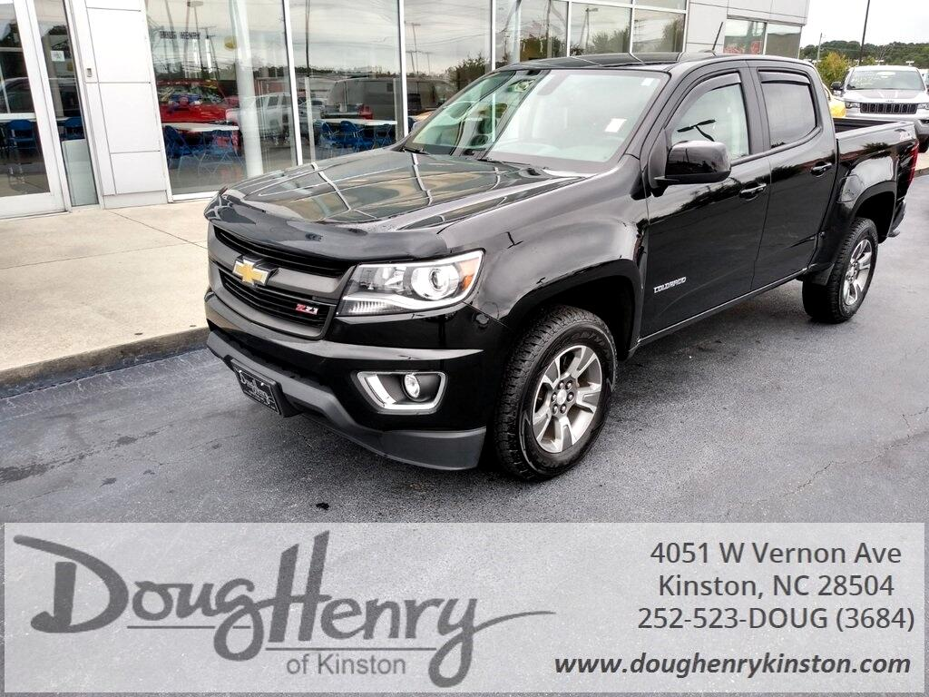 Used 2016 Chevrolet Colorado For Sale In Greenville Nc