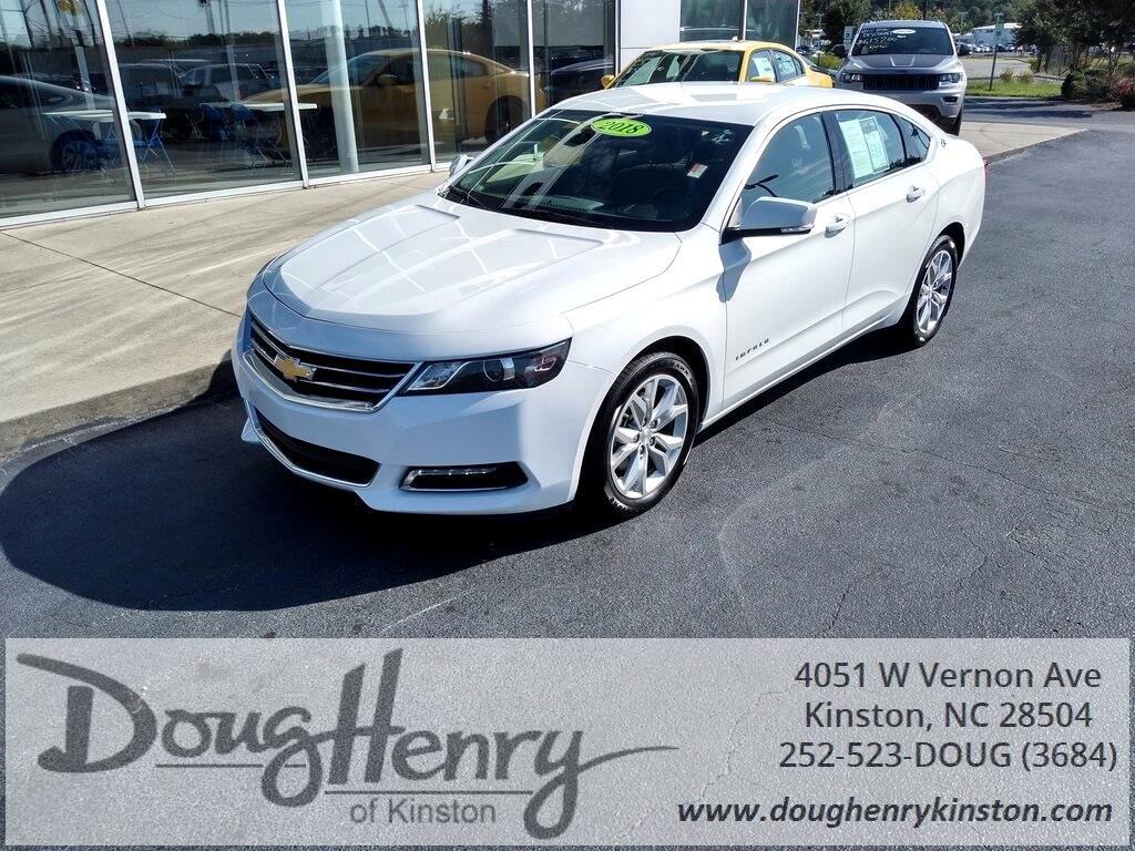 Doug Henry Greenville Nc >> Used 2018 Chevrolet Impala Lt For Sale In Greenville Nc
