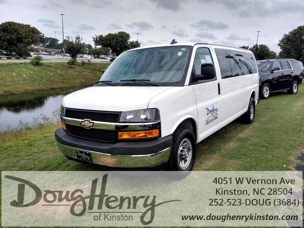 2017 Chevrolet Express LT