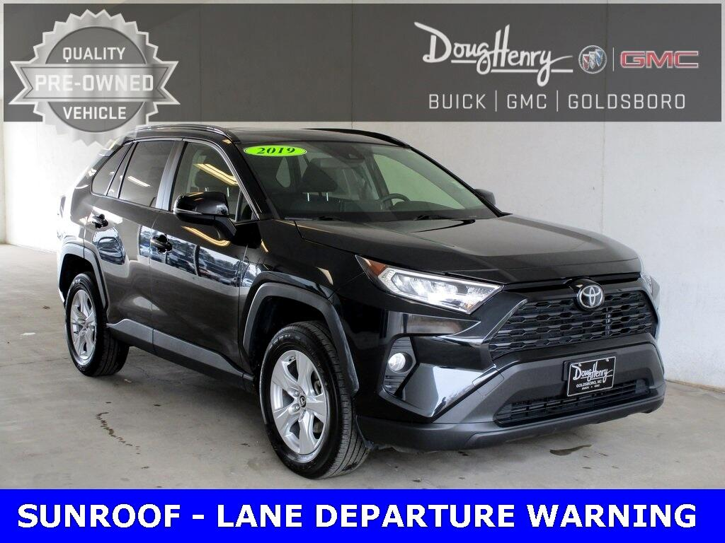 Used 2019 Toyota Rav4 Xle For Sale In Greenville Nc 27834 Doug