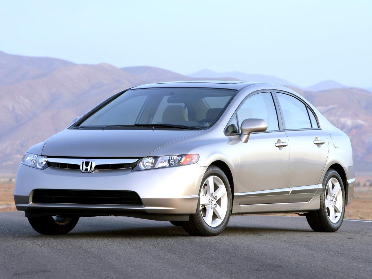 Honda Civic Sdn  2006