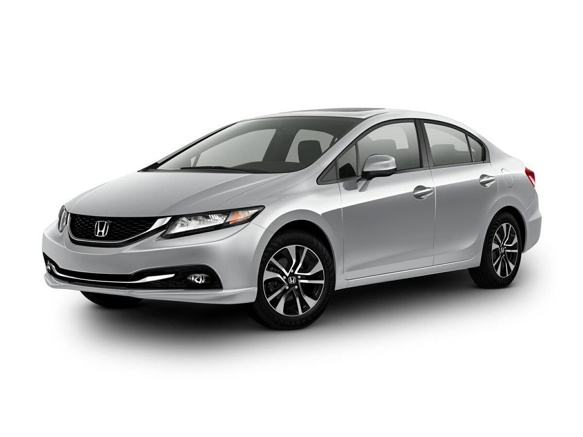 Honda Civic Sdn  2013