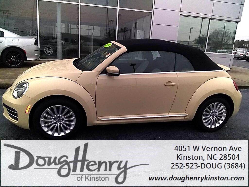 Volkswagen Beetle Convertible  2019