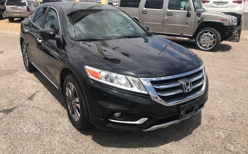 Honda Crosstour EX-L V-6 2WD w/ Navigation 2013
