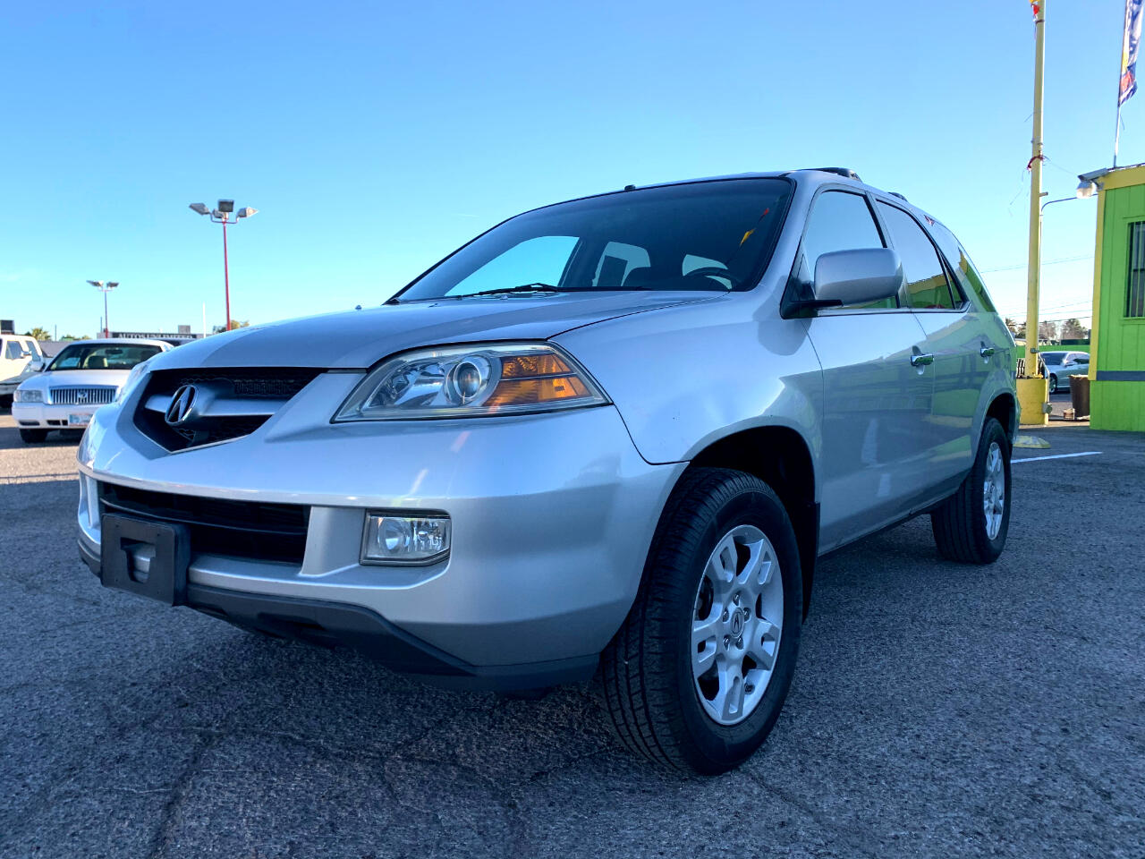 Acura MDX Touring with Navigation System 2004