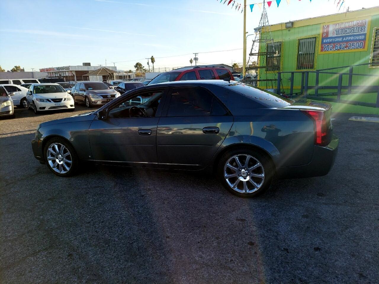 Cadillac CTS 3.6L 2007