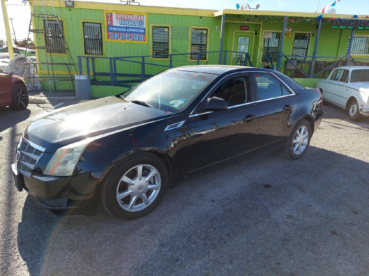 Cadillac CTS 3.6L SIDI with Navigation 2009