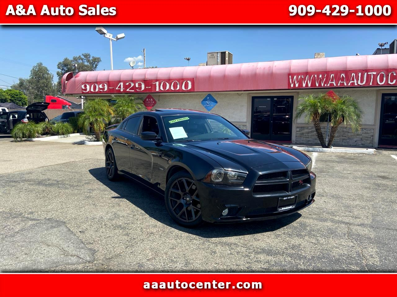 Dodge Charger 4dr Sdn Road/Track RWD 2011