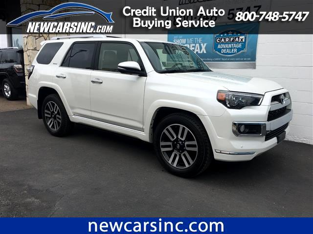2014 Toyota 4Runner Limited 2WD V6