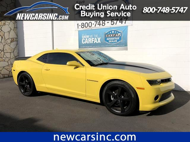2015 Chevrolet Camaro 2LT Coupe