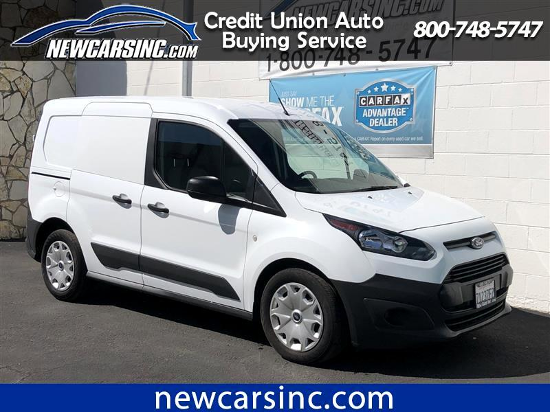 2017 Ford Transit Connect Cargo Van XL SWB w/Rear Liftgate