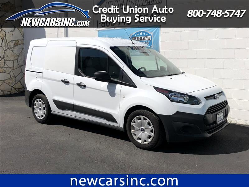 2017 Ford Transit Connect Cargo Van XL SWB w/Rear Liftgate