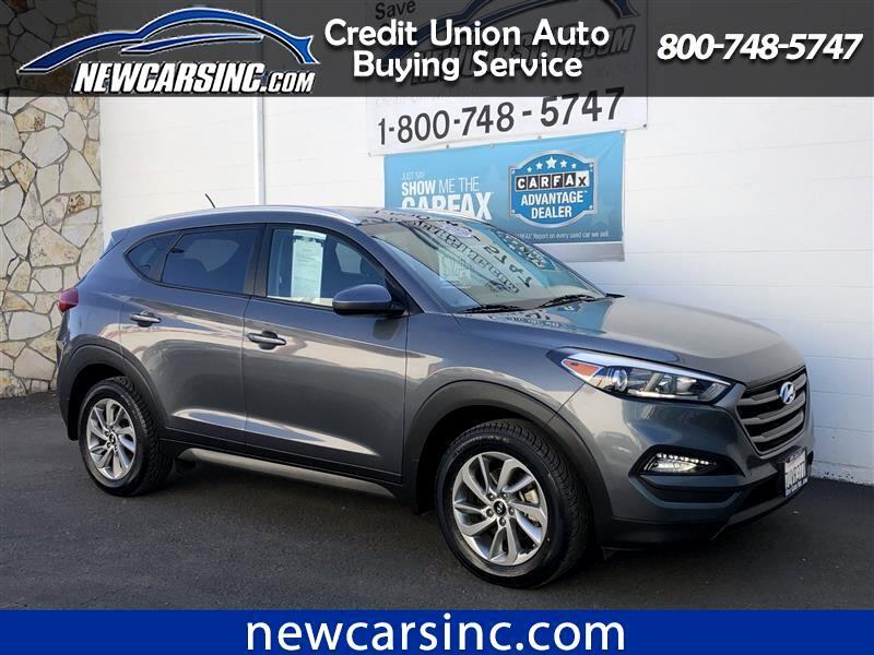2016 Hyundai Tucson SE w/Popular Package