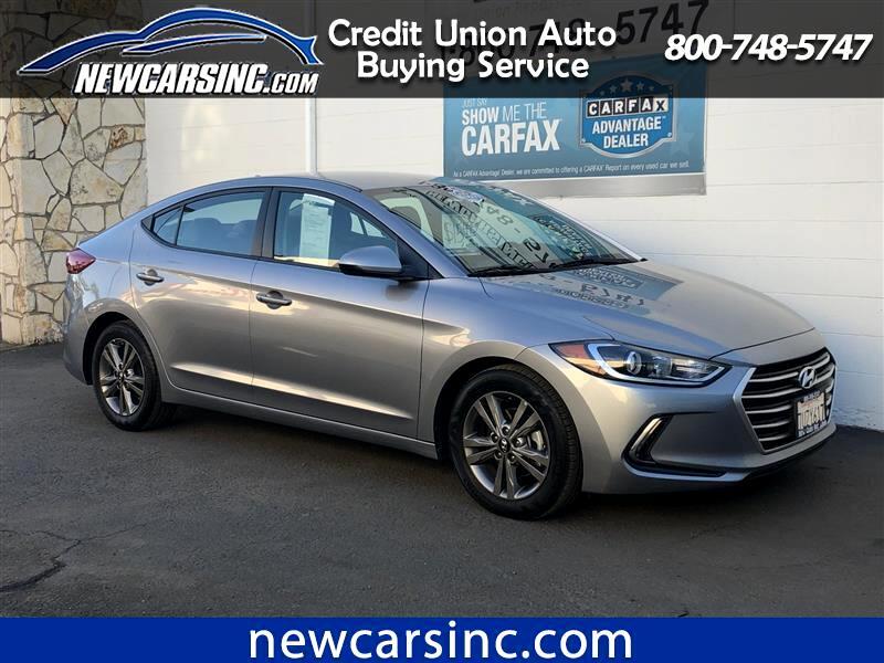 2017 Hyundai Elantra Value Edition 6A