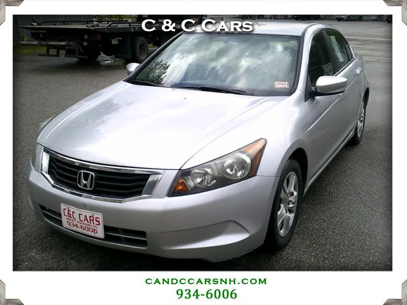 2010 Honda Accord 4-Door Sedan