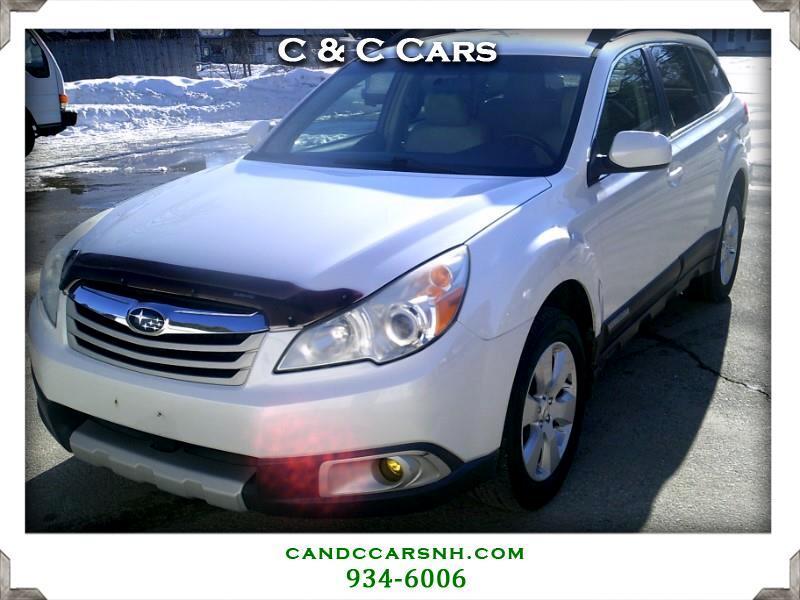 Subaru Outback 2.5i Premium 2011