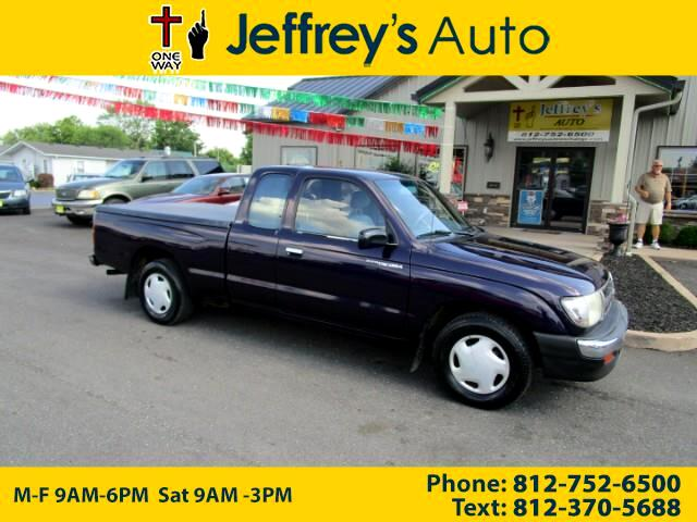 1998 Toyota Tacoma Xtracab 2WD