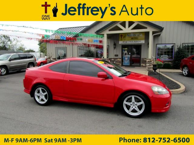 Used Acura RSX For Sale In Scottsburg IN Jeffreys Auto - Acura rsx for sale