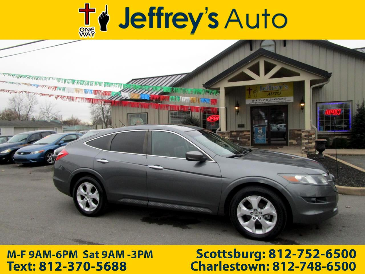 Honda Accord Crosstour EX-L 4WD 5-Spd AT w/Nav 2011