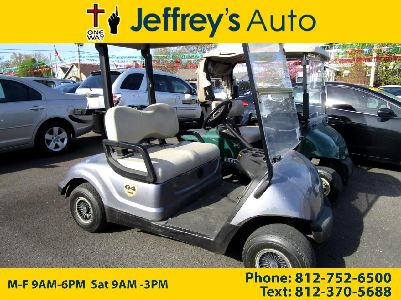 2007 Yamaha Golf Cart Electric