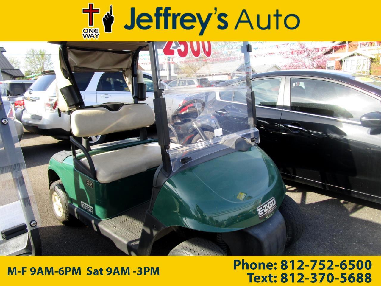 2010 EZ-GO Golf Cart Electric