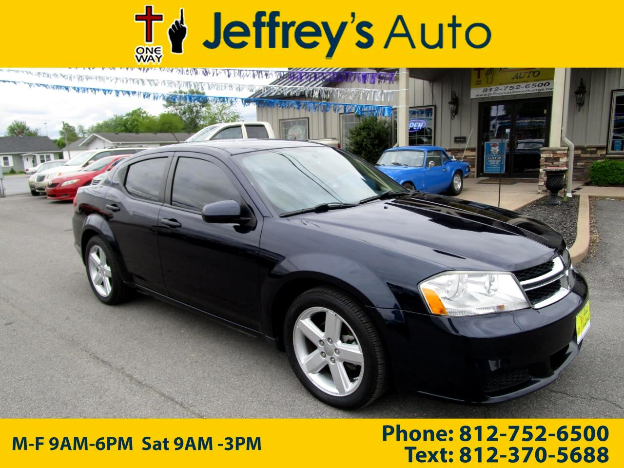 2011 Dodge Avenger Base