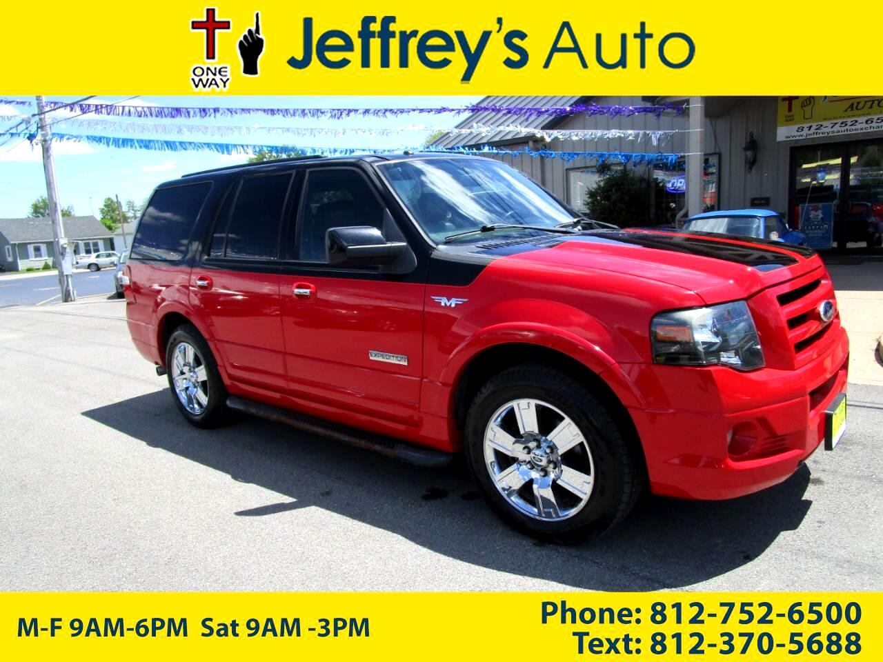 2008 Ford Expedition Funkmaster Flex Limited Edition # 166/650