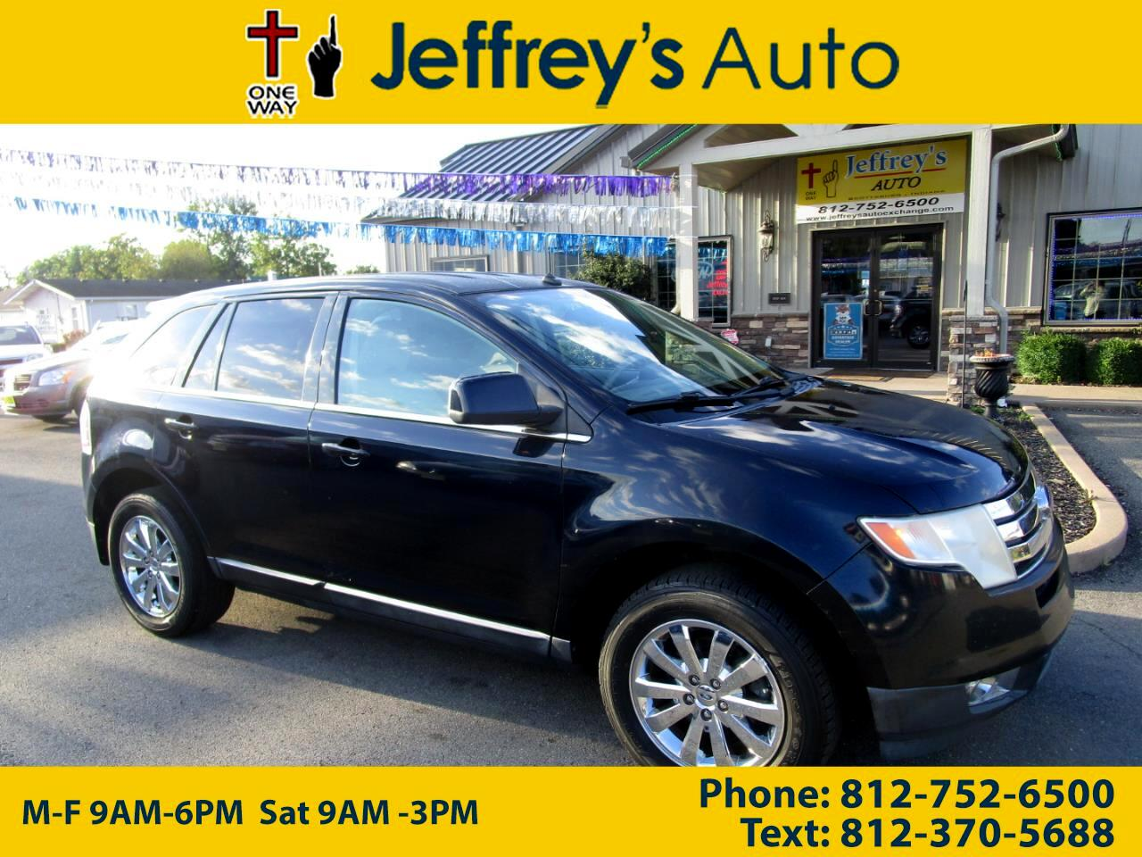 2010 Ford Edge Limited FWD