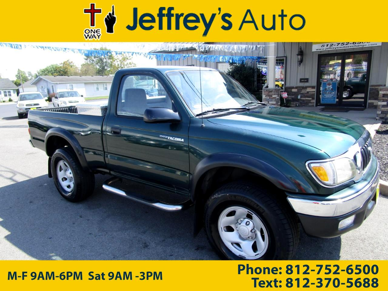 2002 Toyota Tacoma PreRunner 2WD