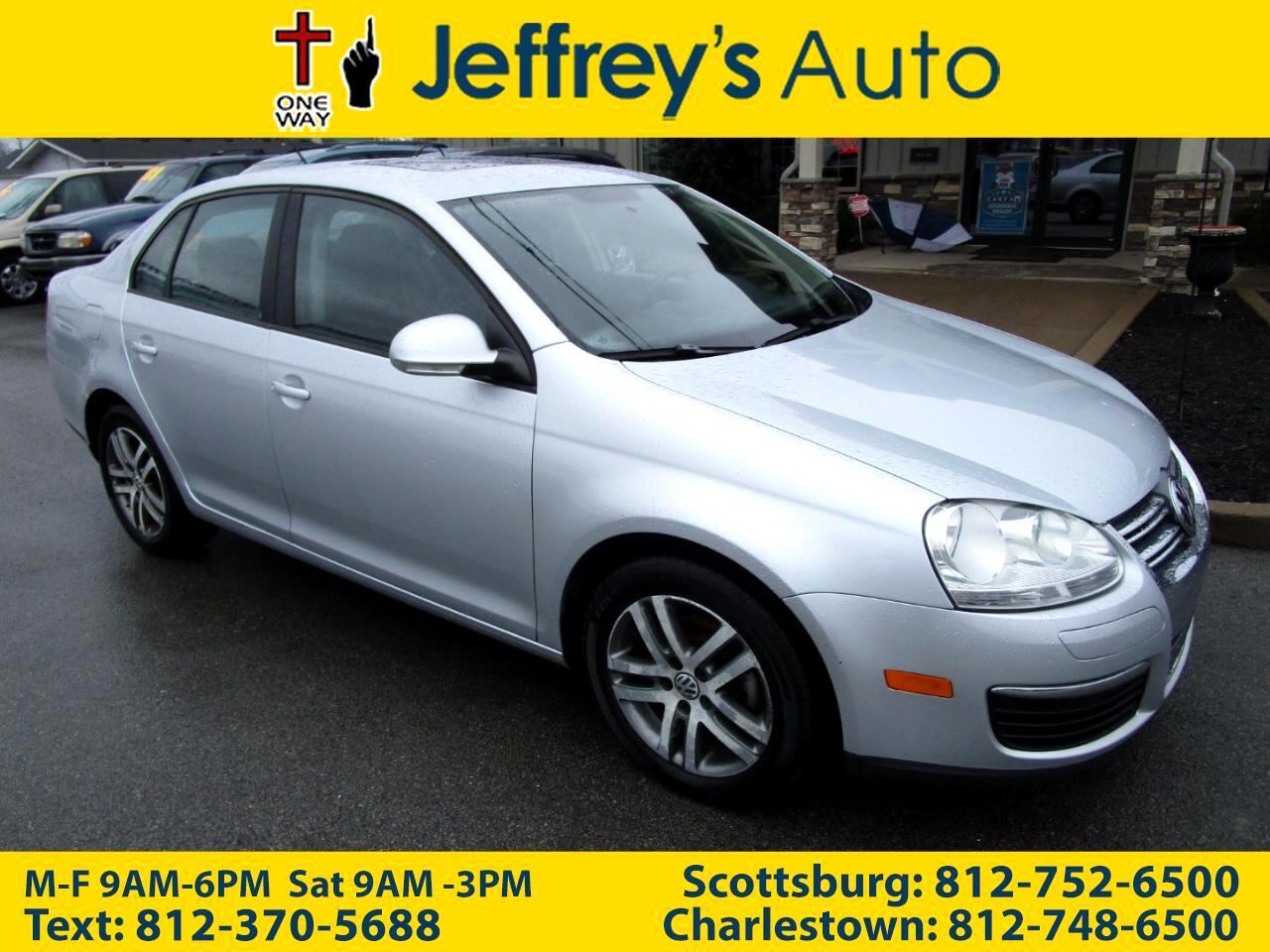 Volkswagen Jetta SEL 2010