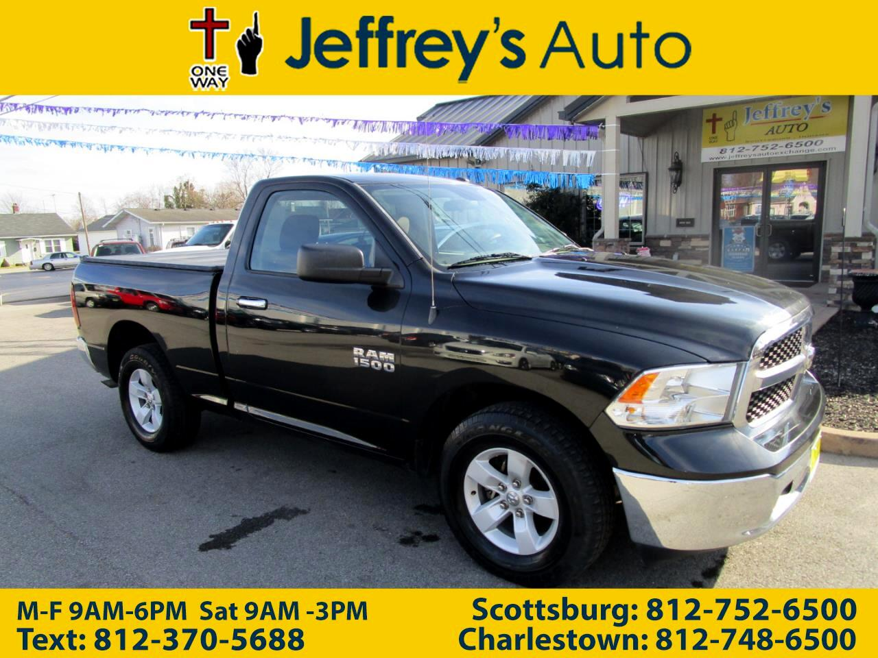 "Dodge Ram 1500 2dr Club Cab 139"" WB 2017"
