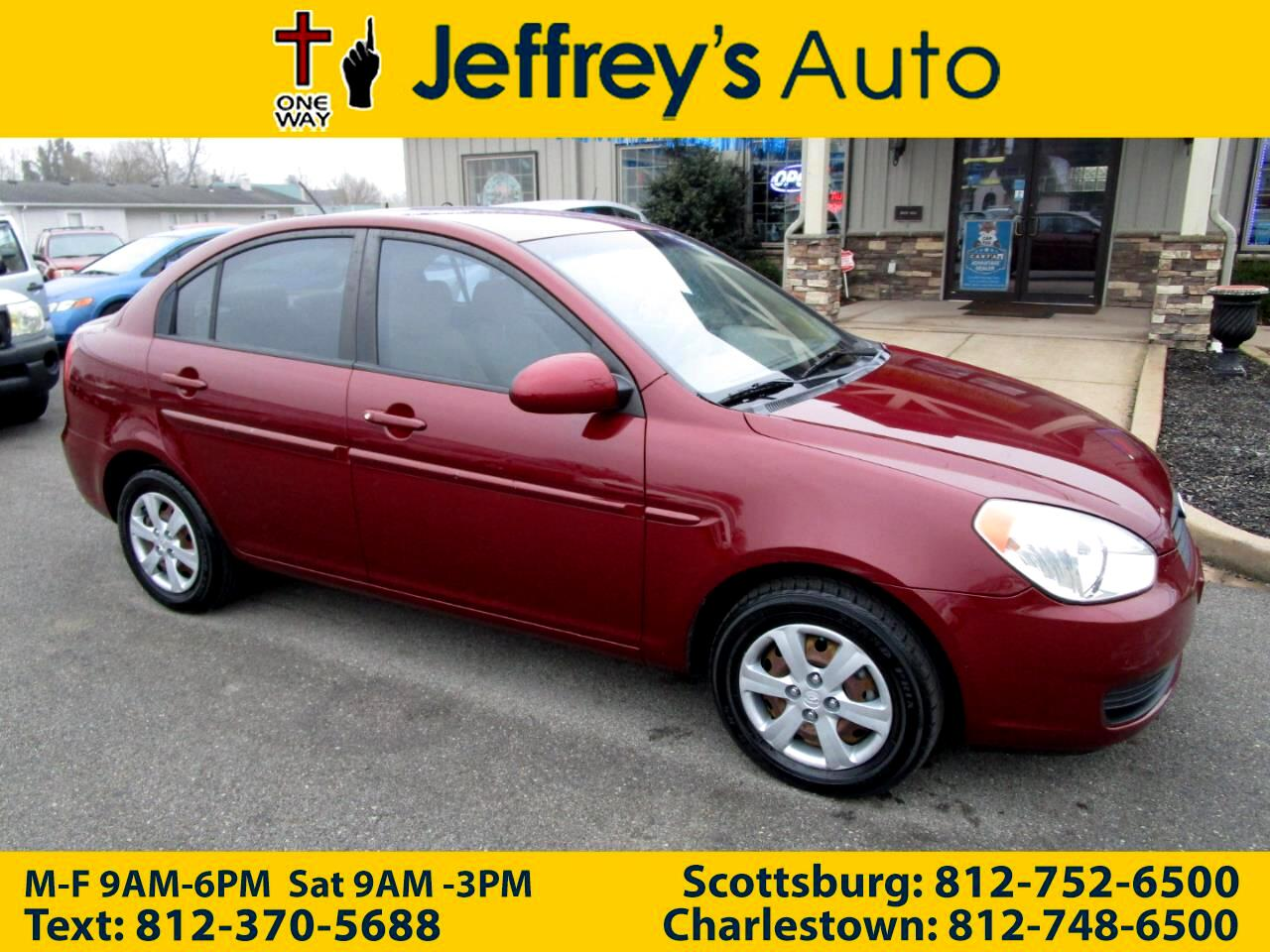 Hyundai Accent GLS 4-Door 2008