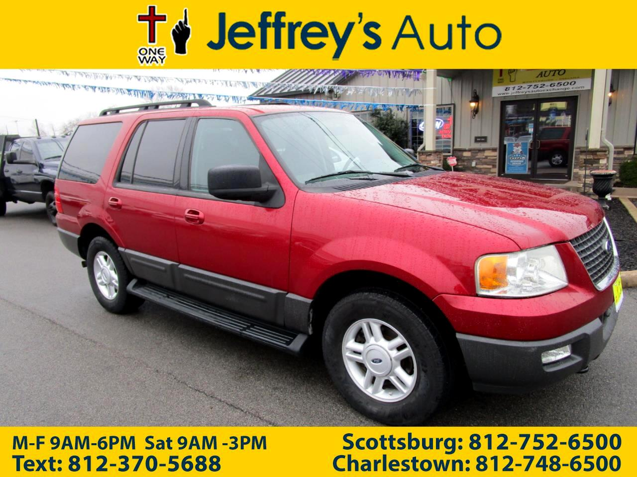 Ford Expedition 5.4L XLT 4WD 2005