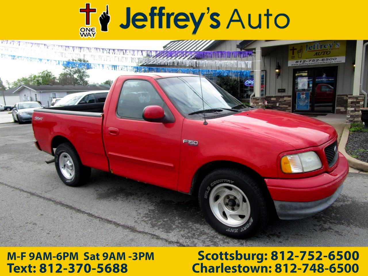 Ford F-150 XL Short Bed 2WD 2001